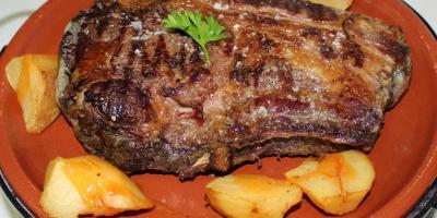 Chuletón de Buey - Restaurante Las Golondrinas
