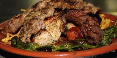 Parrillada - Restaurante Las Golondrinas