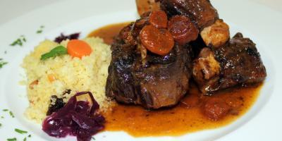Rabo de Toro - Restaurante Las Golondrinas