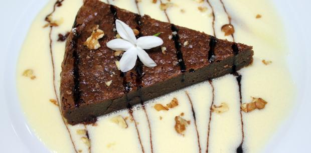 Brownie - Restaurante Las Golondrinas