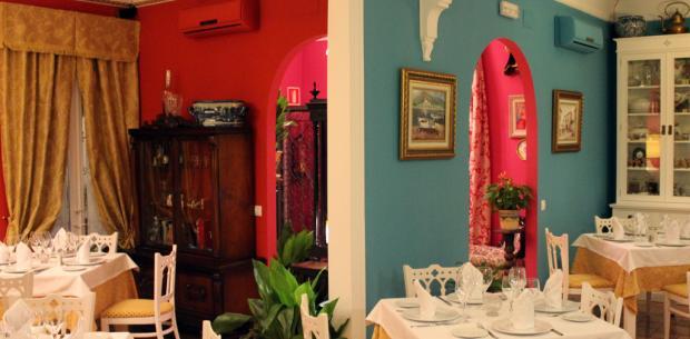 Entre Salones - Restaurante Las Golondrinas