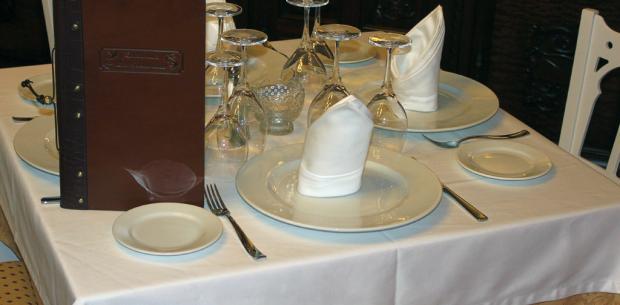 Mesas - Restaurante Las Golondrinas