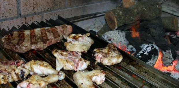 Parrilla - Restaurante Las Golondrinas