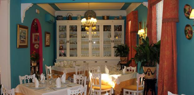 Salón Azul - Restaurante Las Golondrinas